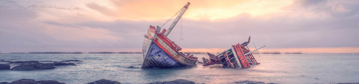 Maritime accidents